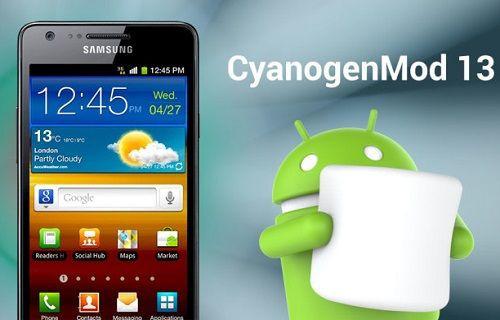 Beş yaşındaki Galaxy S II, CyanogenMod sayesinde Android 6.0 güncellemesi aldı