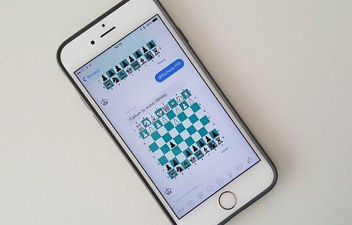 Facebook Messenger'da satranç sürprizi