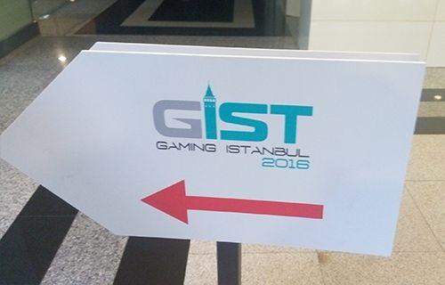 Gaming İstanbul 2016 fuarı sona erdi