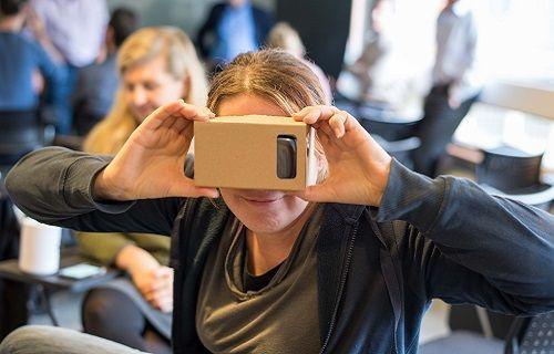 Google'dan bu defa iddialı bir sanal gerçeklik gözlüğü geliyor