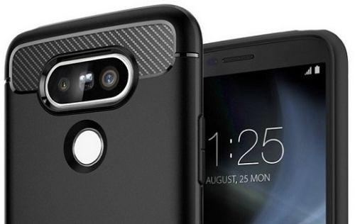LG G5 için kılıf satışı başladı; tasarım şekilleniyor