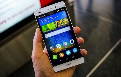 Huawei P8 Lite satışları rekora gidiyor