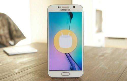 Galaxy S6 ve Galaxy S6 edge Android 6.0 güncellemesi Avrupa'da