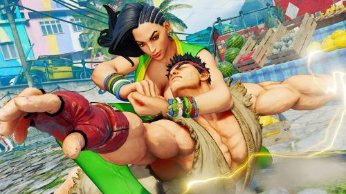 Street Fighter V için yeni karakter videosu yayımlandı!