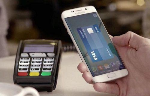 Mobil ödeme sistemi Samsung Pay Avrupa'ya geliyor