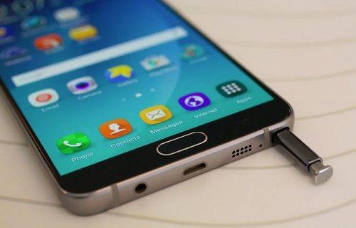 Samsung Galaxy Note 6 hakkında ilk bilgiler geldi