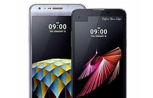 LG'den  ''X Serisi'' akıllı telefonlar: X cam ve X screen