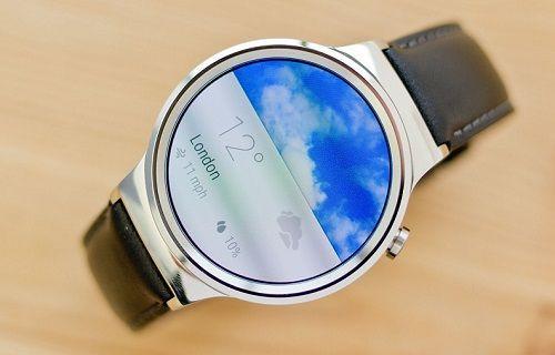 Huawei Watch Marshmallow  güncellemesi bir süre gecikecek