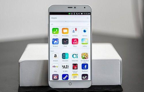 Meizu'dan Ubuntu tabanlı bir akıllı telefon geliyor
