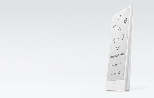 Sony dokunmatik evrensel kumanda üretti