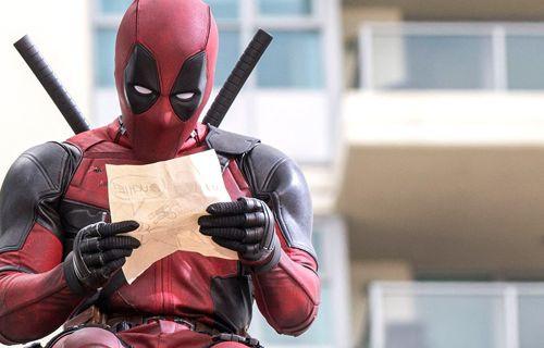 Deadpool filmi gişe rekorunu kırdı
