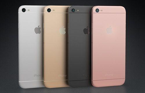İşte kulaklık girişi ve anten çizgilerinden yoksun iPhone 7!
