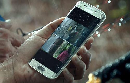 Artık resmi: Galaxy S7 suya dayanıklı olacak [video]