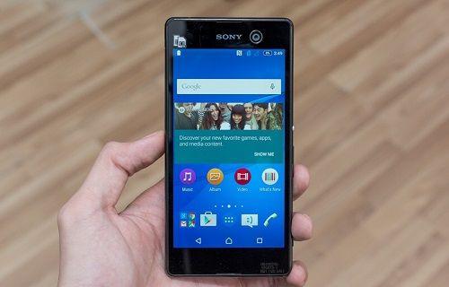 Sony Xperia M5 için bir güncelleme daha yayınladı