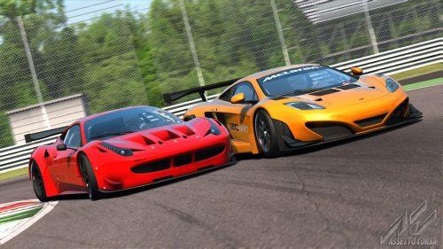 Assetto Corsa konsollar için geliyor!