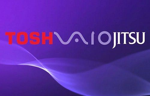 VAIO, Toshiba ve Fujitsu güçlerini birleştiriyor