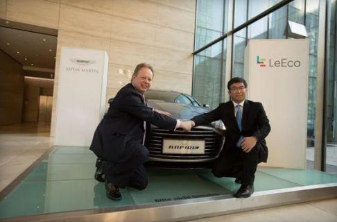 Aston Martin ve Faraday Future elektrikli araç için anlaştı!