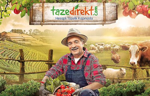Popüler e-ticaret sitesi Tazedirekt.com kepenk indirdi