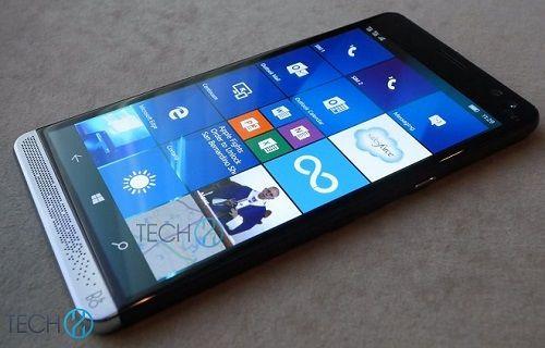 HP'nin Windows 10 tabanlı süper telefonu Elite x3 nihayet ortaya çıktı