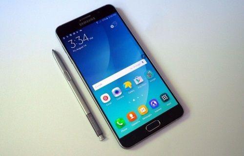 Galaxy Note 5, Android 6.0.1 güncellemesi başladı