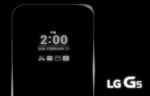 İşte LG G5'in pil kapasitesi