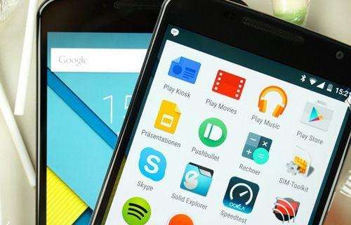 Android 7.0'da uygulama menüsü olmayabilir!