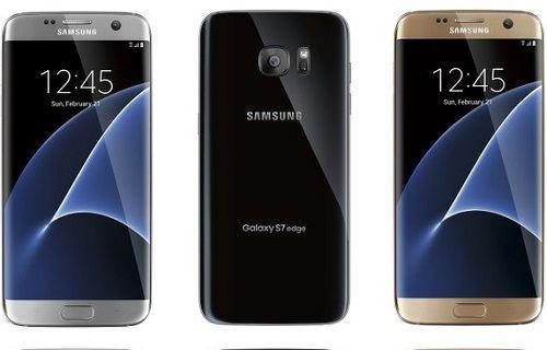 Samsung Galaxy S7 ön inceleme (Video)