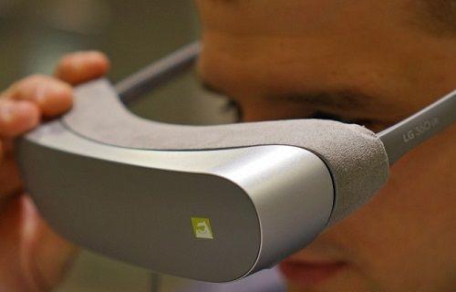 LG sanal gerçeklik dünyasına adım attı