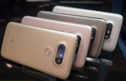 LG G5'i tercih etmeniz için 5 sebep