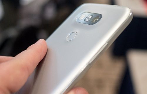 LG G5 Boyut Karşılaştırma