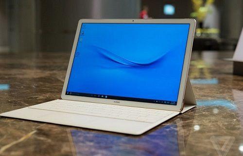 Huawei'den ikisi bir arada bilgisayar: MateBook