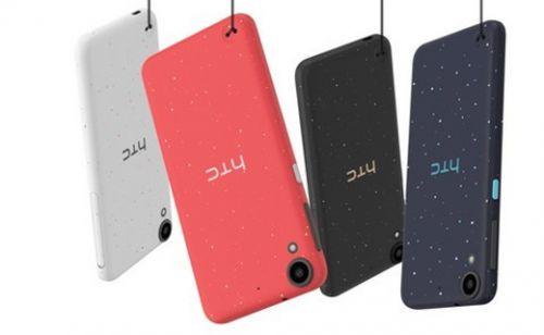 HTC Desire 530, Desire 630 ve Desire 825 resmen tanıtıldı