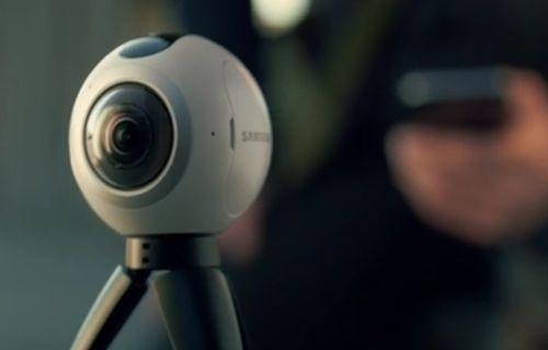 Samsung, Gear 360 kamerasını tanıttı