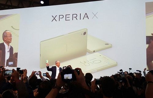 Sony ters köşe yaptı: Karşınızda Snapdragon 820 işlemcili Xperia X Performance