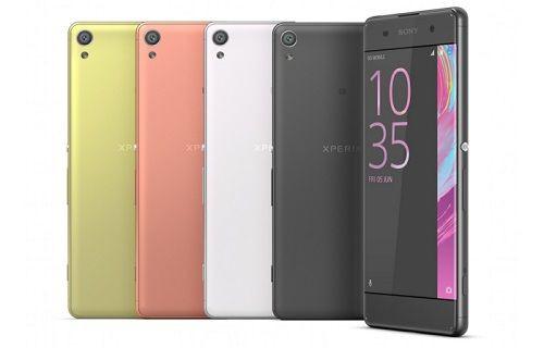 Sony Xperia XA Ön İnceleme [video]