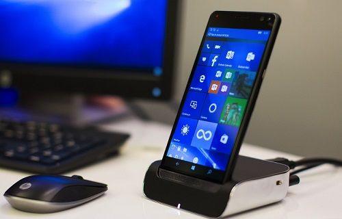 HP Elite X3: Windows 10 ve Snapdragon 820 bir arada