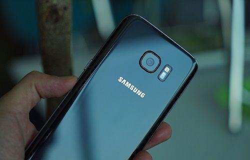 Samsung Galaxy S7'de Sony imzası