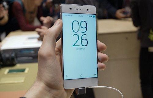 Sony Xperia X ve Xperia XA'nın fiyatı belli oldu