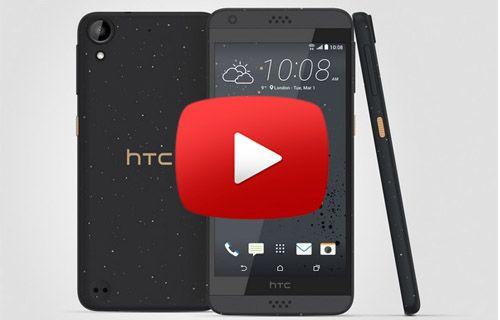 HTC Desire 825'i camlar arkasında inceledik (Video)