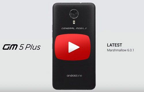 General Mobile GM 5 Plus'ı inceliyoruz (Video)