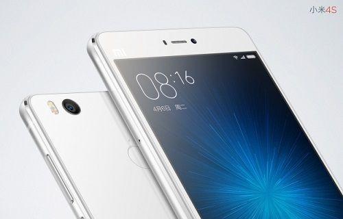 Xiaomi'den Mi 4s sürprizi