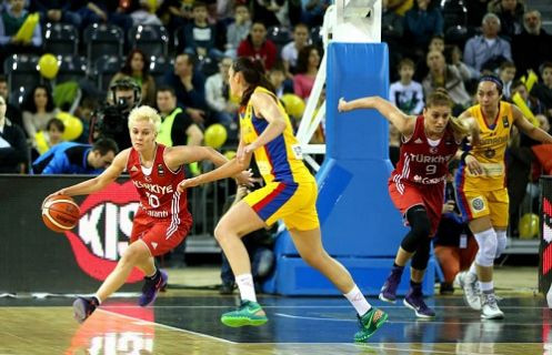 Turkcell'den Kadın Basketboluna Destek