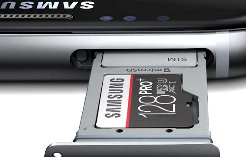 Galaxy S7 ve LG G5'te microSD kart desteği var, ama...