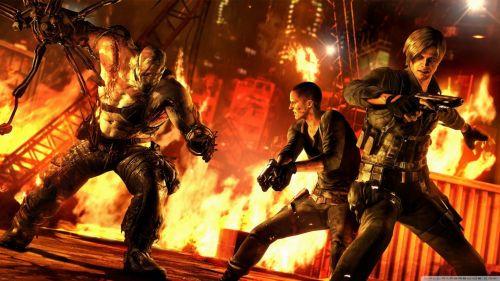 Resident Evil 4,5 ve 6 aynı yıl içerisinde piyasaya sürülecek!