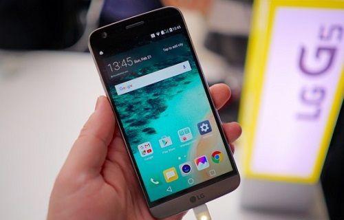 LG G5'e büyük ödül