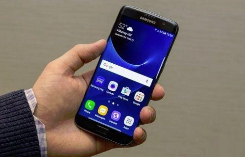 Galaxy S7 ve Galaxy S7 edge'de Samsung logosu olacak mı?