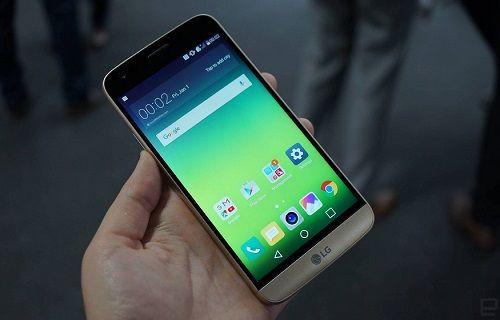 LG G5 ön siparişte, işte telefonun fiyatı
