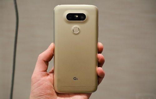 LG G5 için yeni bir tanıtım videosu yayınlandı