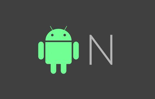 Android N cephesinden görüntüler gelmeye devam ediyor