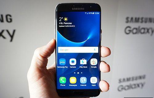 Galaxy S7 Edge: Yeni TouchWiz'e göz atın